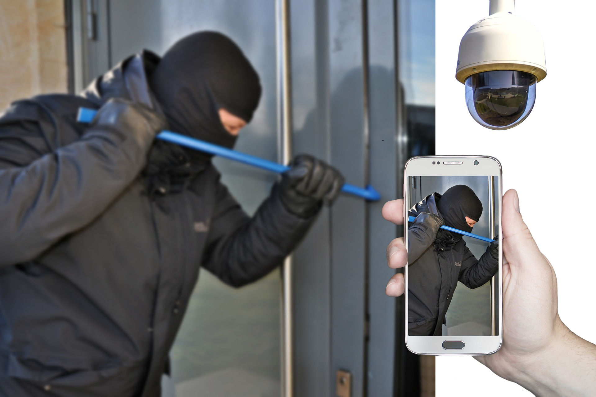 Razones para instalar un sistema de seguridad en tu negocio.